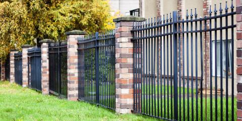 Top 3 Benefits of Aluminum Fencing , Blairsville, Georgia