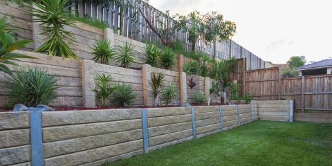 5 Benefits of Retaining Walls, Blairsville, Georgia