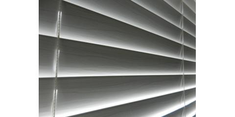 Ohio's Window Covering Specialists Explain the Benefits of Custom Window Shades, Fairfield, Ohio