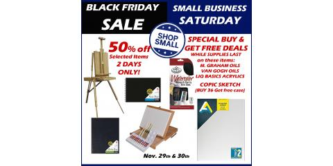 Black Friday - Small Business Sat Deals!, Honolulu, Hawaii