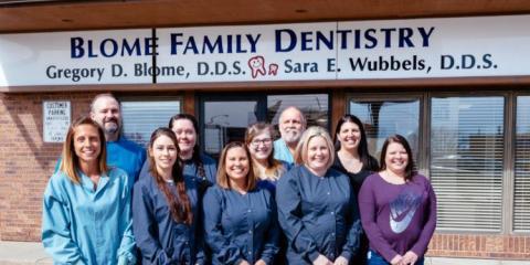 Blome Family Dentistry, Dentists, Health and Beauty, Lincoln, Nebraska