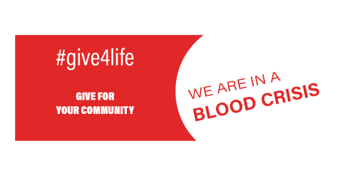 Blood Supply Crisis Continues │ Donations Needed, Gatesville, Texas