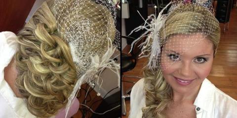 Spring Wedding Hairstyle Tips From New Jersey's Top Hair Salon, Bernardsville, New Jersey