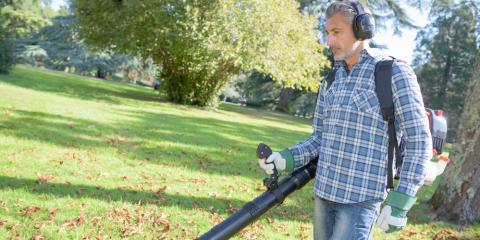 5 Tips For Responsible Leaf Blower Use, Monroe, Connecticut