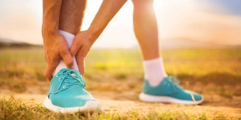 3 Common Symptoms of an Ankle Sprain, Franklin, Ohio