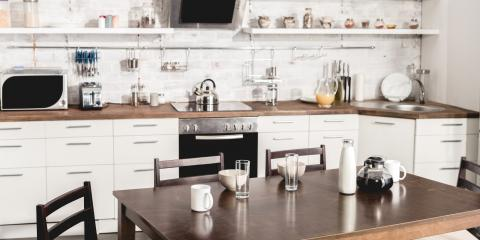 4 Reasons to Replace Kitchen Cabinets, Annapolis, Maryland