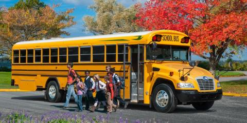 3 Ways School Buses Have Evolved Over the Decades, Mount Olive, New Jersey