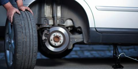 How Long Can You Drive With a Spare Tire?, Bluefield, West Virginia