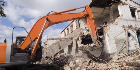 3 Reasons to Leave Demolition to the Experts, Bluefield, West Virginia
