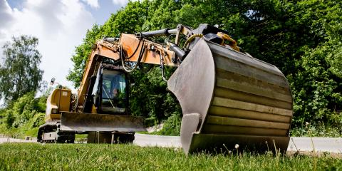 3 Reasons to Hire a Professional Excavation Contractor, Bluefield, West Virginia