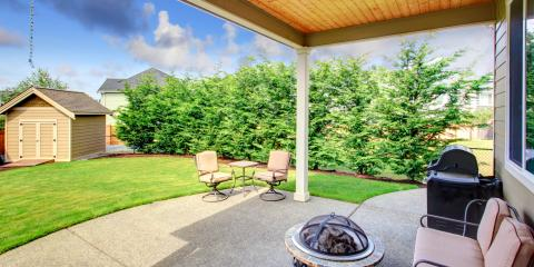 Do's & Don'ts of Concrete Patio Care, Bluefield, West Virginia