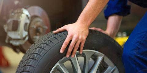 5 Types of Tires & When You Need Them, Bluefield, West Virginia