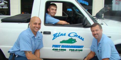 Bluegrass Pest Management, Pest Control, Services, Hazard, Kentucky