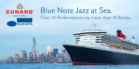 Blue Note Jazz at Sea, Dallas, Texas