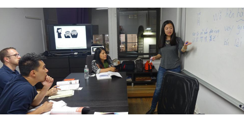 New Students Are Enrolling To Beginner Chinese Lessons!, Manhattan, New York