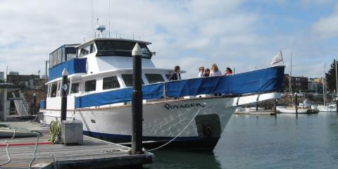 How to Throw a Retirement Party Aboard a Yacht, Berkeley, California