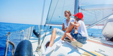 How Boat Cushions Offer Comfort & Safety at Sea, Huntington, New York