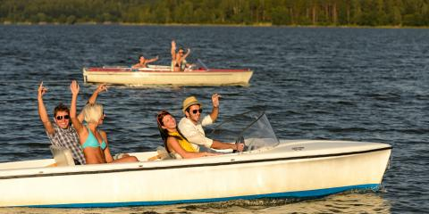 5 Steps to Take After a Boating Accident, Clayton, Georgia