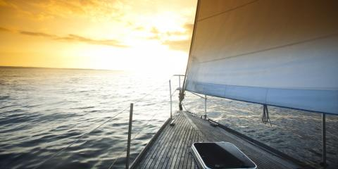 3 Fast Facts About Sailboats From a Local Boat Upholstery Company, Huntington, New York