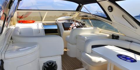 Boat Upholstery 101: Different Types & Their Costs, Dothan, Alabama