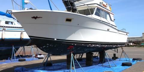 Boat Storage Professionals Explain the Importance of Boat Maintenance , Norwalk, Connecticut