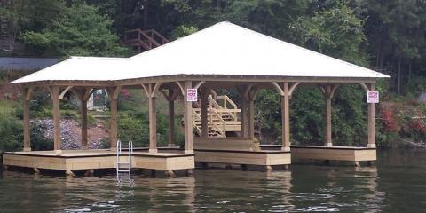 4 Benefits of Building a Boathouse, Talladega, Alabama