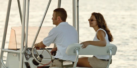 ​Plan a Mother's Day Surprise With a Family Boating Trip Along Alabama's Gulf Coast, Orange Beach, Alabama