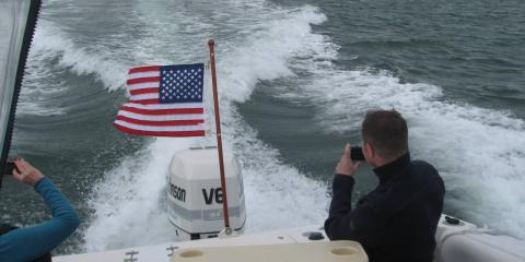 Stay Warm & Dry: 3 Winter Boating Tips, Berkeley, California