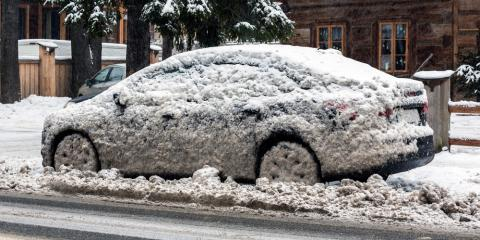 Lincoln Body Shop Shares 5 Tips for Protecting Your Car Paint in Winter, Lincoln, Nebraska
