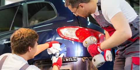 Why Should You Choose a Big Body Shop for Car Repairs?, Kalispell, Montana
