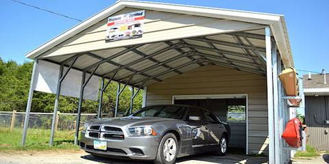 4 Ways Installing a Carport Benefits Your Vehicle & Lifestyle, San Antonio, Texas
