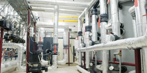 Complete Your Boiler Installation With a Boiler Room Package , Anderson, Ohio