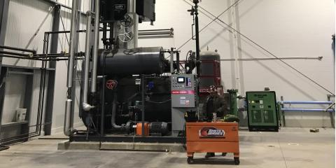 How Smith Hughes Company Completed a Major Installation Job for JTM Food Groups, Anderson, Ohio