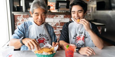 Enjoy The Boiling Crab© Combo Deal Today, Honolulu, Hawaii