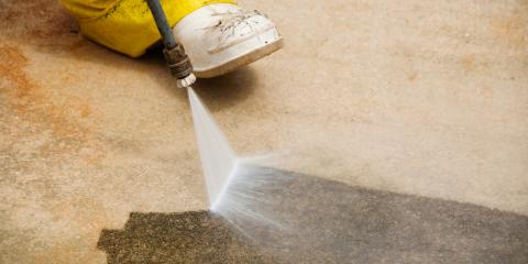 Top 5 Uses for Pressure Washers on the Job, Lexington-Fayette Central, Kentucky