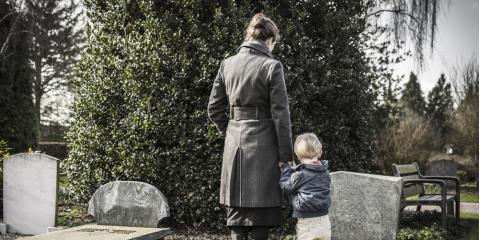 Ways to Help Children Cope With Death, Cincinnati, Ohio