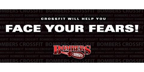 Bradley and John, BHS Wrestlers -- Bombers CrossFit Member Spotlight, Beavercreek, Ohio