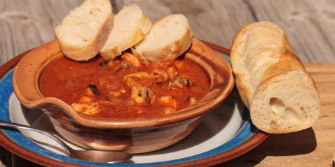 What Is Cioppino?, Bon Secour, Alabama