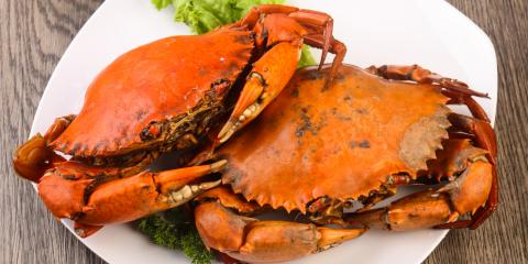 A Guide to Crab Varieties, Bon Secour, Alabama