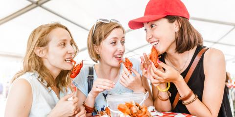 How to Get Ready for a Crawfish Boil, Bon Secour, Alabama