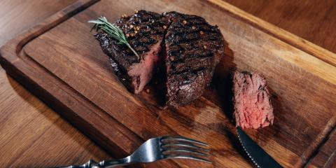 A Guide to Steak Temperatures, Bon Secour, Alabama