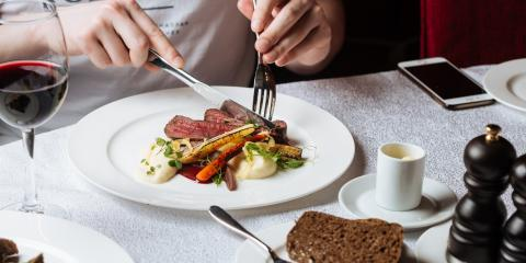 Why Steak & Red Wine Are a Perfect Match, Bon Secour, Alabama