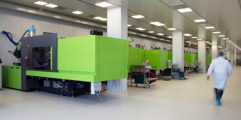 Thermoforming vs. Injection Molding, San Diego, California
