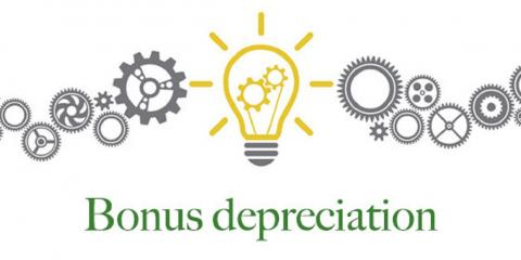 5 Key Points About Bonus Depreciation, Mountain Home, Arkansas