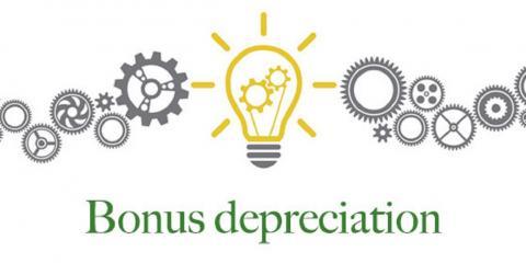 5 Key Points About Bonus Depreciation, Mountain Home, Arkansas