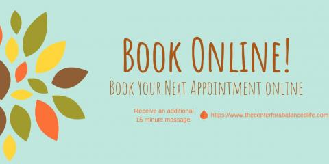 Book Your Next Appointment Online & Receive a Free Gift!, Mendota Heights, Minnesota