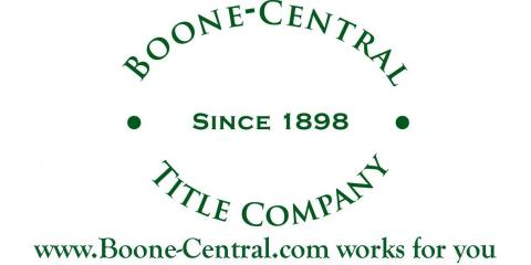 Boone-Central Title Company, Title Companies, Services, Columbia, Missouri