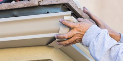 What Are the Benefits of Seamless Gutters?, Cookeville, Tennessee