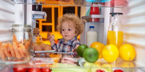 3 Refrigerator Tips for Parents With Toddlers, Boscobel, Wisconsin