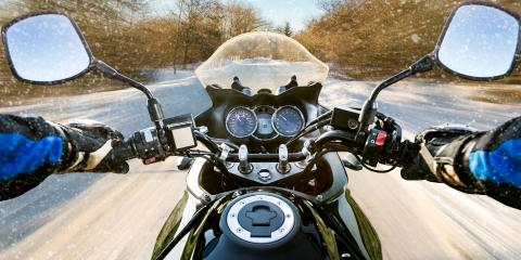 How to Reduce the Risk of Getting in a Motorcycle Accident This Winter, Boston, Massachusetts
